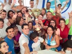 Campeones Nacionales Master !!