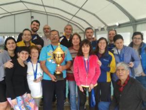 Campeones de Copa Master Recoleta